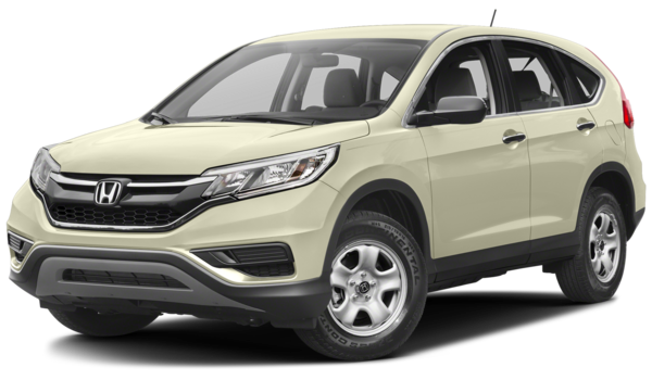 2016 Honda CR-V light exterior