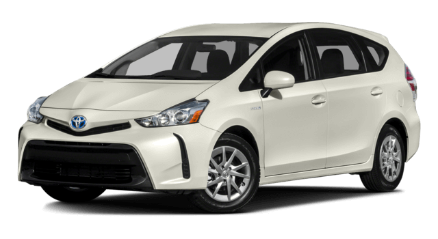 2016 Toyota Prius V light exterior