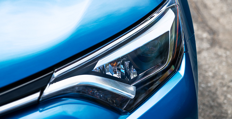 2017 Rav4 Lights and Lamps