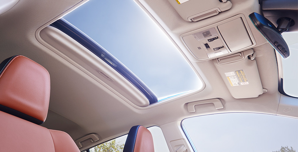 2017 Rav4 Moonroof