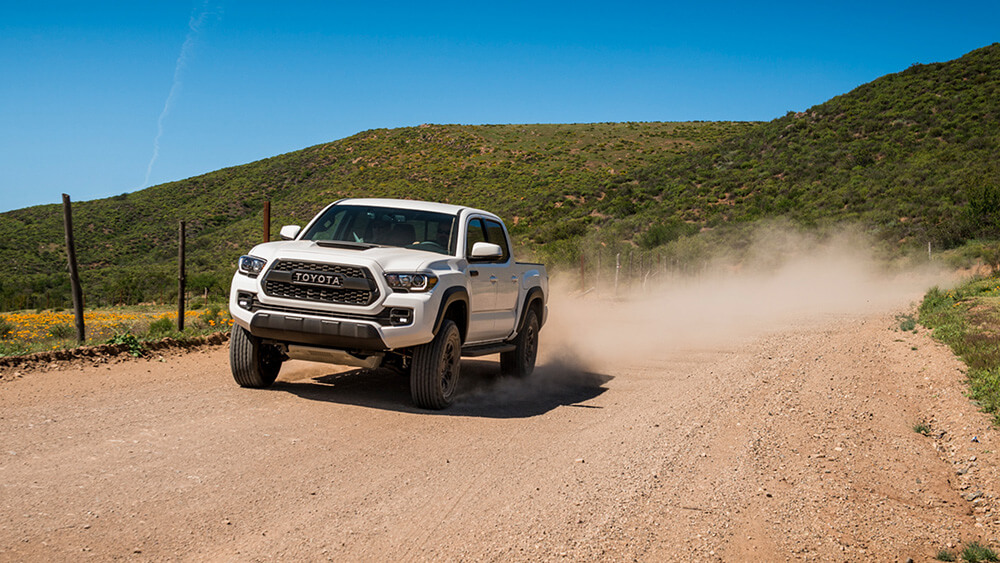 2017 Tacoma TRD Pro Offroad