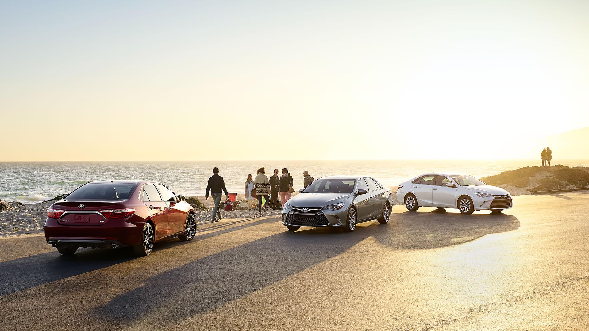 2017 Toyota Camry Oceanside