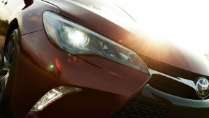 2017 Toyota Camry Headlight