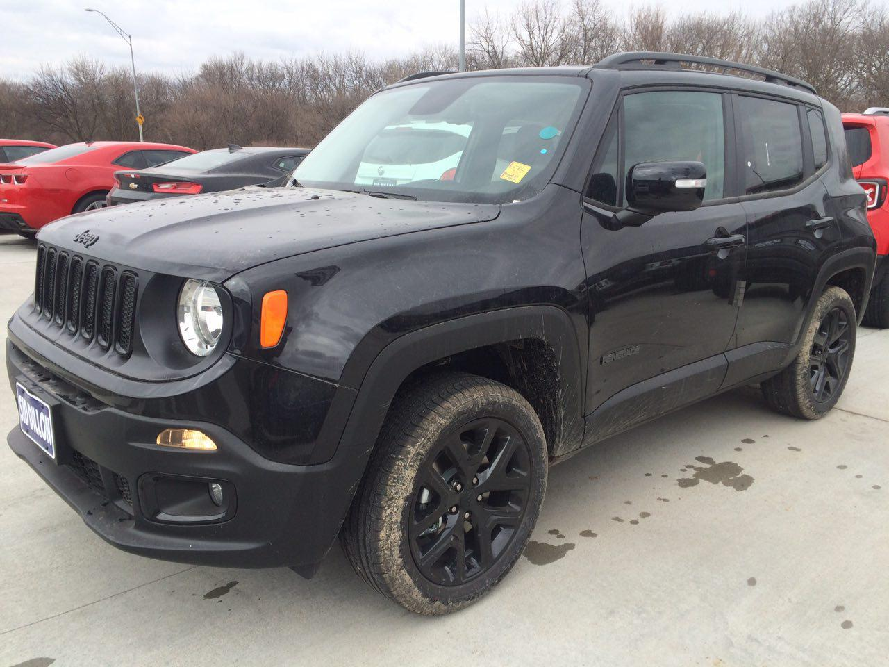 Batman vs Superman Jeep Renegade