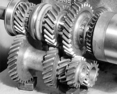 Dodge Helical-Gear Transmission circa 1930's Brought To You Buy Sid Dillon Chrysler Jeep Dodge RAM in Crete Nebraska