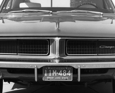 A 1969 Dodge Charger Grille Brought To You By Sid Dillon Chrysler Jeep Dodge RAM in Crete Nebraska