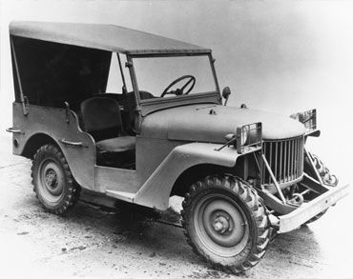 1940 Jeep Willys Quad - Image Provided By Sid Dillon Chrysler Jeep Dodge RAM in Crete Nebraska