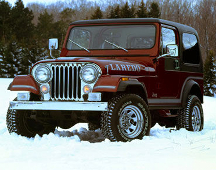 1986 Jeep CJ7 Laredo - Image Provided By Sid Dillon Chrysler Jeep Dodge RAM in Crete Nebraska