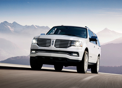 A new Lincoln Navigator Brought To You By Sid Dillon Lincoln in Crete Nebraska