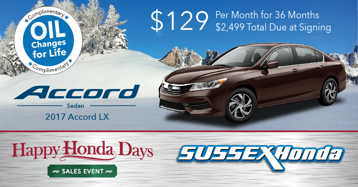 2017 accord lease special sussex honda for Honda lease specials nj