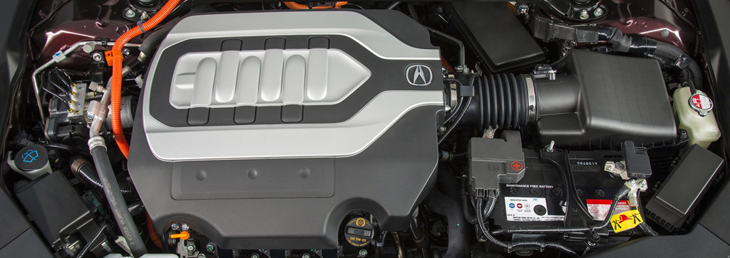 2017-Acura-RLX-Engine