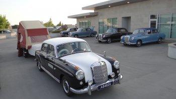 World 39 s most famous 220s von housen automotive group for Mercedes benz el dorado hills inventory