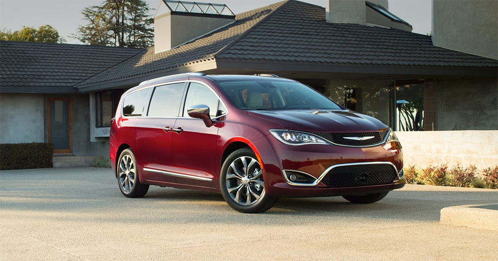 2017 Chrysler Pacifica in Plainfield, IN