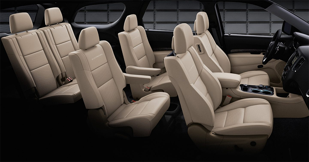 2017 Dodge Durango Interior in Plainfield, IN