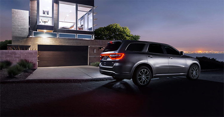 2017 Dodge Durango Saftey Features in Plainfield, IN