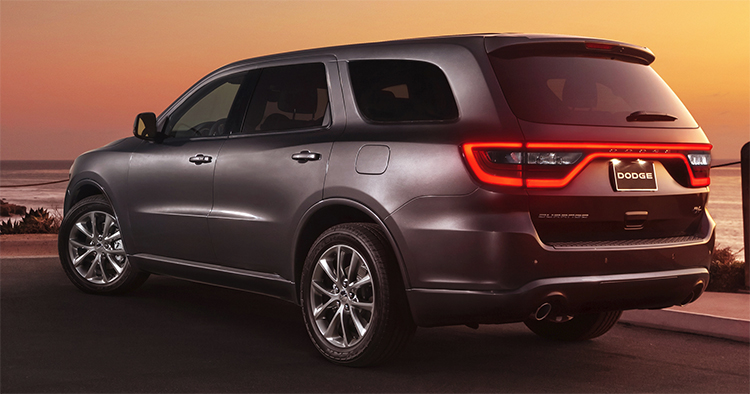2017 Dodge Durango Trim Levels Plainfield, IN