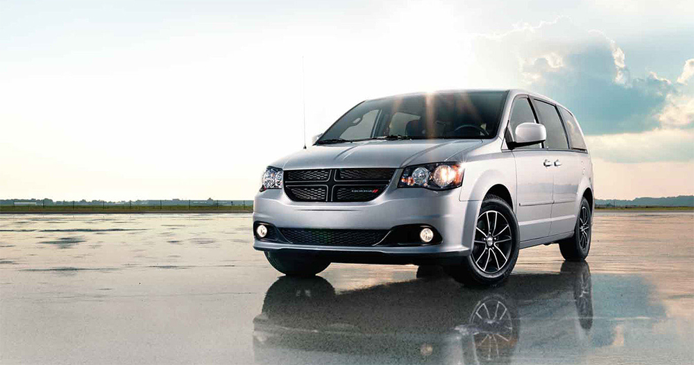 2017 Dodge Grand Caravan in Plainfield IN
